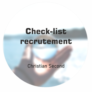 Check-list recrutement Christian Second Coaching
